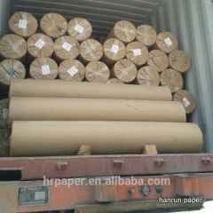 30gsm recycled wood pulp protection paper for sublimation to protect belt
