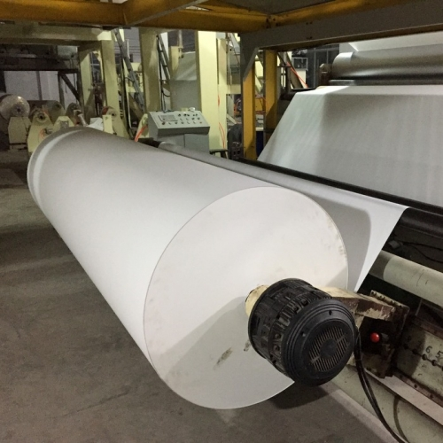 140gsm 2600mm High Speed Printing Sublimation Paper for advertisement