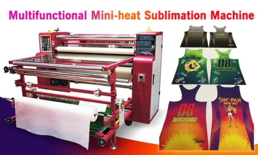 Wide Advantages for The Textile Rotary Heat Transfer Machine