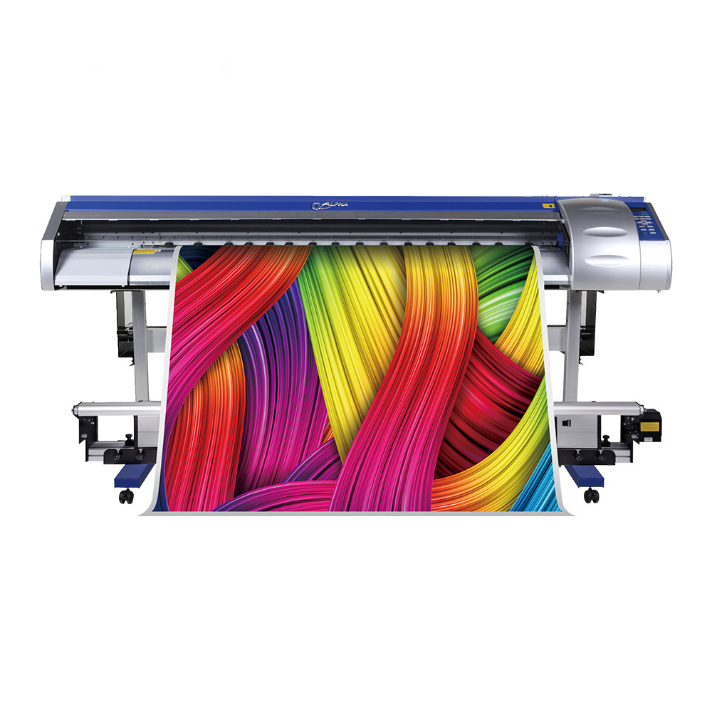 Sublimation printer with single DX5 print head