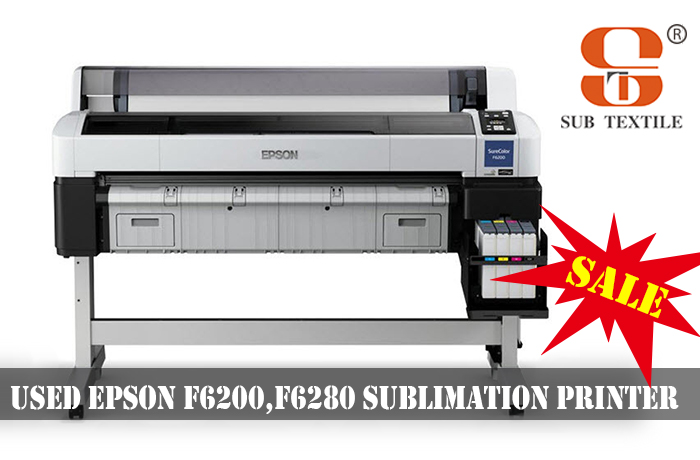 HOT--Be used Epson F6200,F6280 sublimation printer