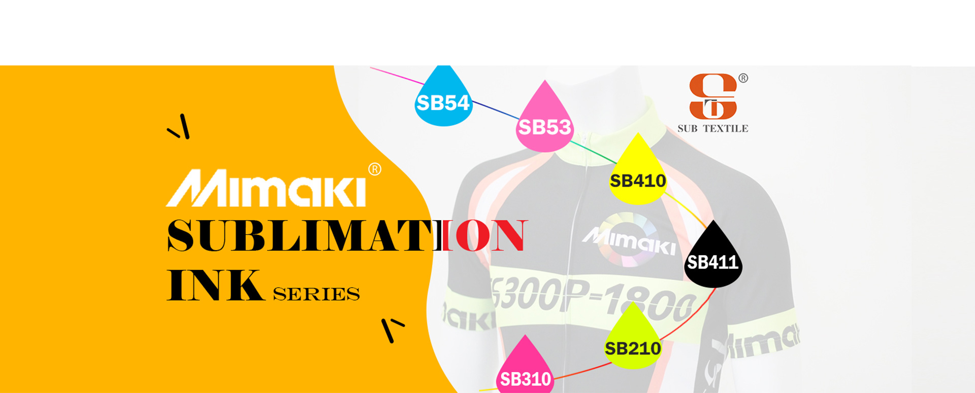 What do you know about Mimaki sublimation ink?