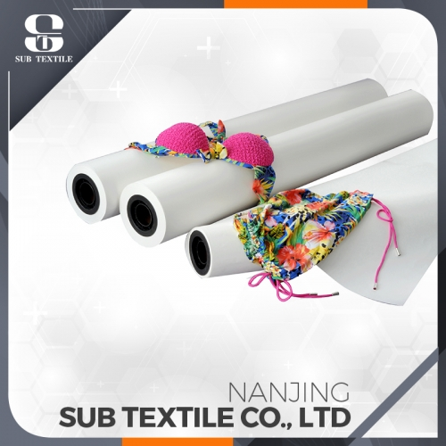 80gsm 1118mm Direct Supply Sticky Dye Sublimation Paper In Stock Sale