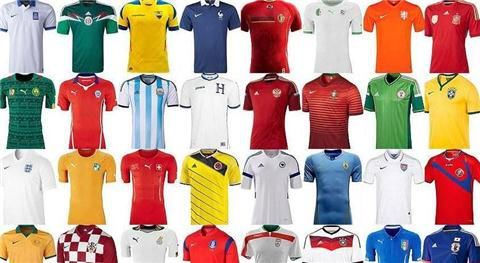 14.9 million World Cup Jerseys, how many of you sold?