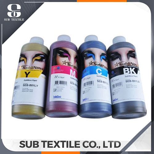 InkTec SubliNova Rapid Korea Sublimation ink suitable for Epson SC-F7000