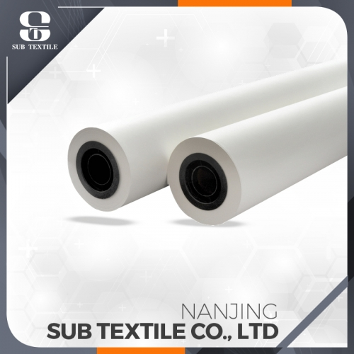 70gsm Roll Sublimation Transfer Paper For Sublimation With Vibrant Color Effect