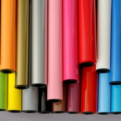 New arrival PU 41 Colors available heat transfer vinyl