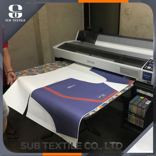 New Arrival 120gsm Tacky Sublimation Paper