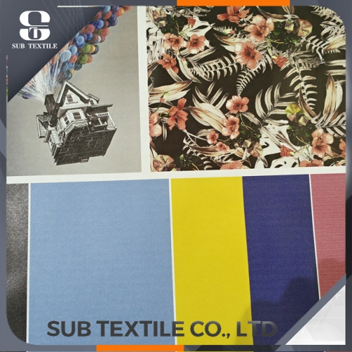 New 100gsm Tacky Sublimation Paper For Sportswear