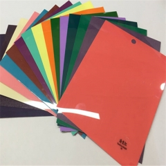 New Arrival 41 Colors Available PU Heat Transfer Vinyl for Cloth